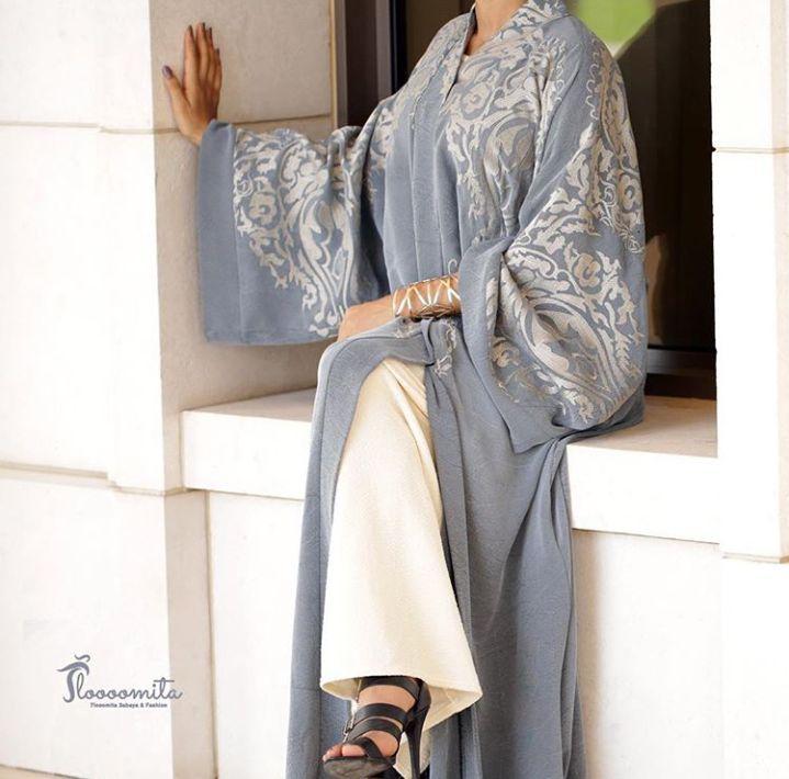 beautiifulinblack: Dusty Greys IG:... - Street Hijab Fashion