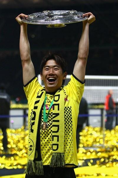 Dortmund ? nothing without this golden boy, Shinji Kagawa