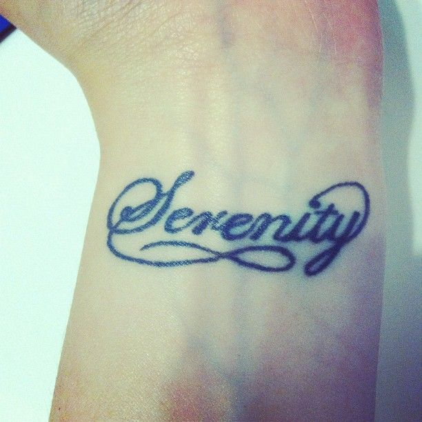 I want this on my shoulder blade for my niece, her name is Serenity Jade. Born March 21, 2014