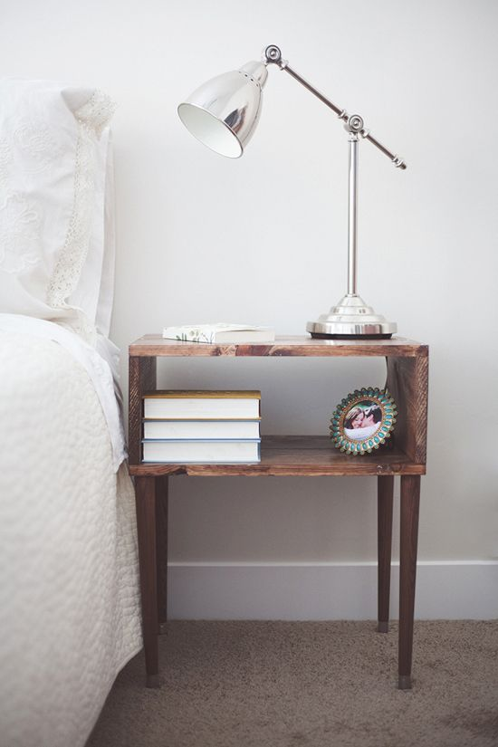 17 best ideas about bedside table lamps on pinterest for Bedroom nightstand lamps