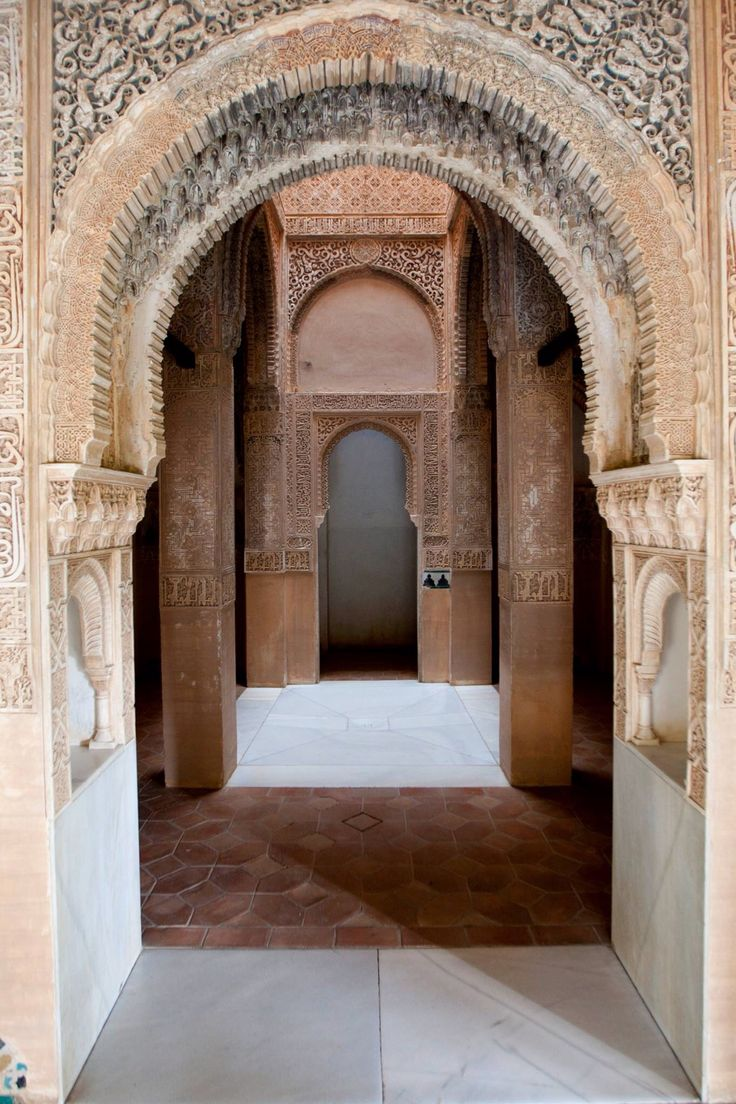 Torre de la cautiva. Alhambra de Granada.