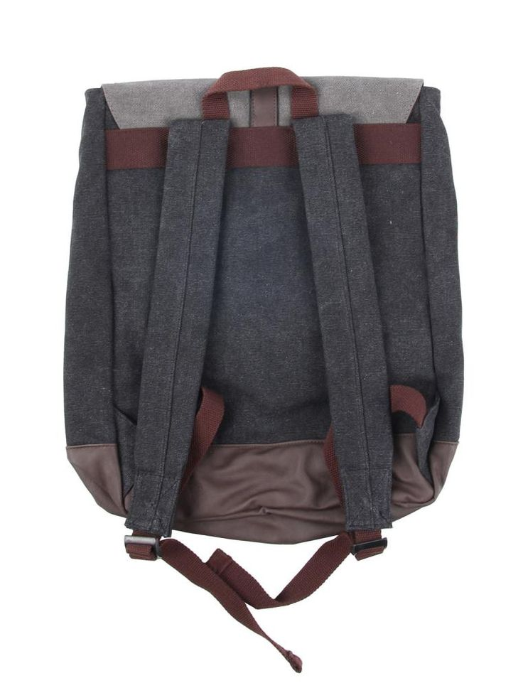 Heavy Backpack [anthra mel.] *** IRIEDAILY SPRING SUMMER COLLECTION 2016 – MY CITY MY RULES – OUT NOW: https://www.iriedaily.de/blog/iriedaily-spring-summer-collection-2016-my-city-my-rules-out-now/