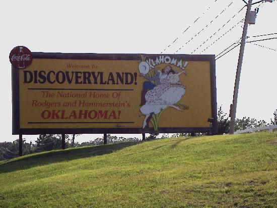 Discoveryland Sand Springs Outside Of Tulsa Two Musicals  Discoveryland Sand Springs Outside Of Tulsa Two Musicals  Oklahoma And  Seven Brides For Seven Brothers  Movies Tv Stage In   Tulsa Oklahoma