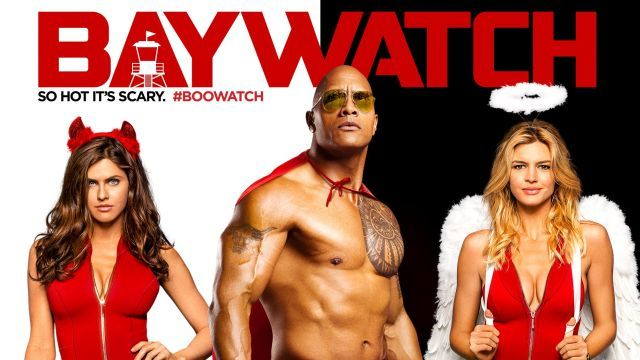 awesome The Baywatch Cast Has Halloween Treats in New Promo Photos