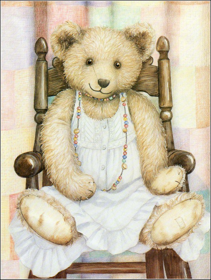 Мишки плюшевые открытки картинки
