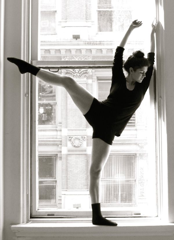 """Simone Gunderson appears on this season of """"Dance212: Where Are They Now?"""" (Photo by Jade Young)"""