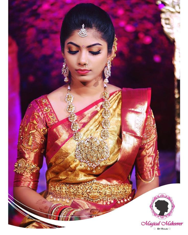 Hairstyles With Flowers Kerala: 1000+ Images About South Indian Bridal Hairstyle On