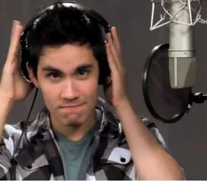 Sam Tsui.. I am in love with this boy