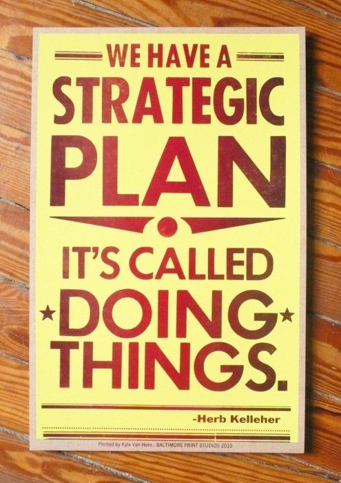 The best strategy ever, hands down.Time Management, Strategic Plans,  Dust Jackets, Small Business, Quote, The Plans, The Offices, Book Jackets, Dust Covers