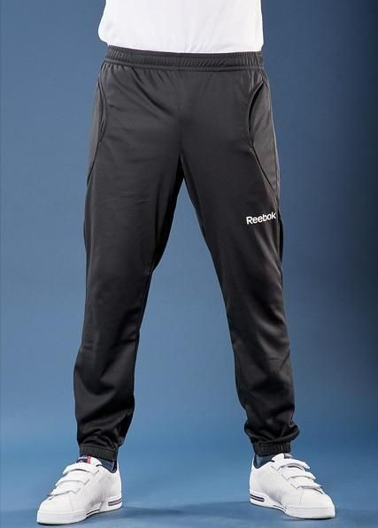 Мода спорт мужские брюки