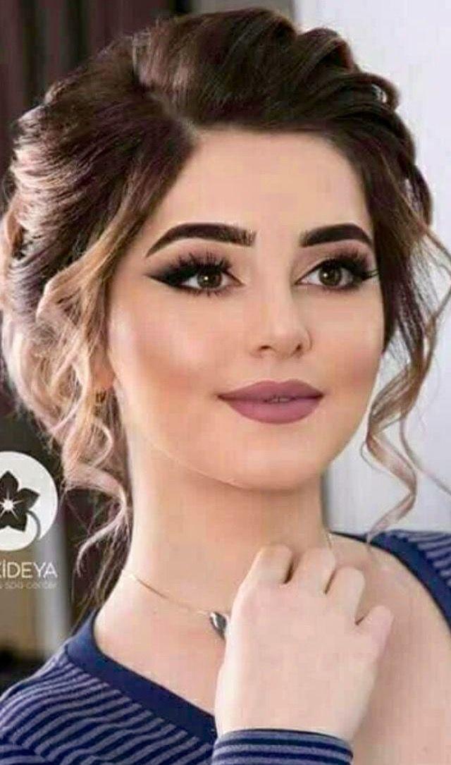 Pin By Sahenshah On Beautiful Front Hair Styles Bridesmaid Hair Hair Styles