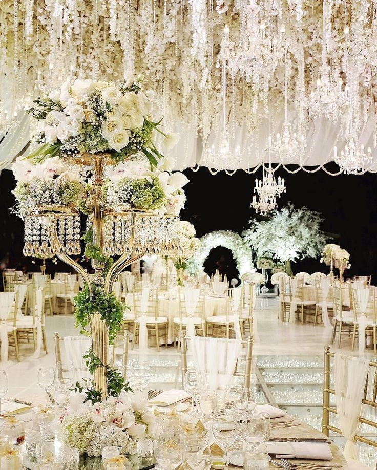 1000 Images About Glam Luxury Ride On Pinterest: 1000+ Images About Glamour -N- Luxury Wedding Centerpieces