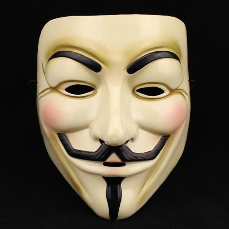 1PCS  Hot Selling Party Masks V for Vendetta Mask Anonymous Guy Fawkes Fancy Dress Adult Costume Accessory Party Cosplay Masks #clothing,#shoes,#jewelry,#women,#men,#hats,#watches,#belts,#fashion,#style