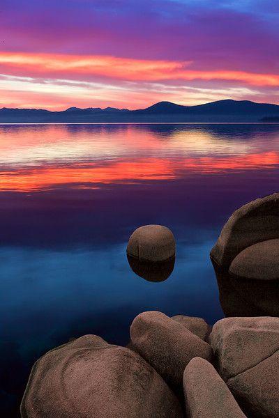 Lake Tahoe Vacation Rentals Beautiful views at Lake Tahoe. Luxury vacation rentals. http://www.sierratahoerentals.com/vacation-rentals.php  #laketahoe #tahoe #vacation  Lake Tahoe - Wilderness Spirit Photography - Cecil Whitt