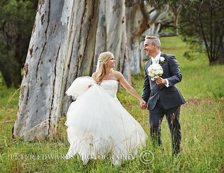 Father and daughter at bush wedding in Western Australia #WA #aussie #outback #country #photography http://www.peteredwardsphotos.com.au