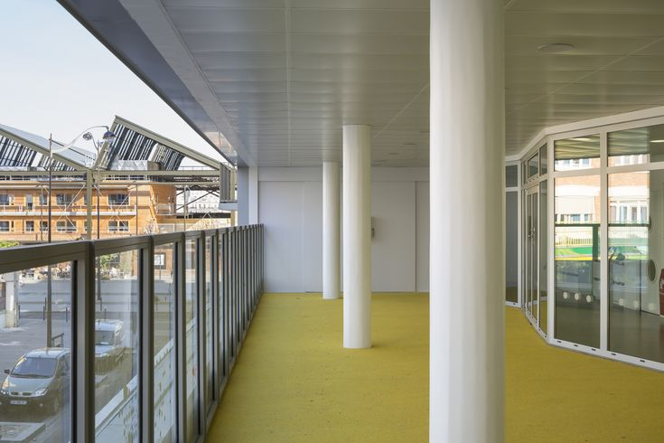 Gallery of Nursery in Paris / de Alzua+ - 5
