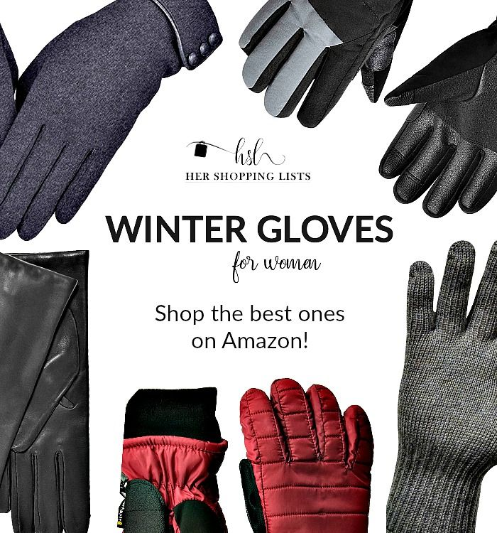 Warm and cozy gloves are such a winter essential that you definitely can't go without during the coldest season of the year. If you're looking for one, check out Amazon's best winter gloves! http://hershoppinglists.com/winter-gloves/ via @hershoppinglists