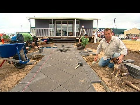 Better Homes and Gardens - How to design your front yard (part one) - YouTube