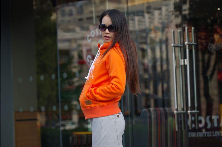 Orange Hoody Judder (3)