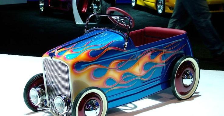 Pedal Car Custom