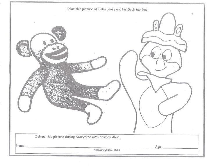 18 best Storytime Coloring Pictures images on Pinterest