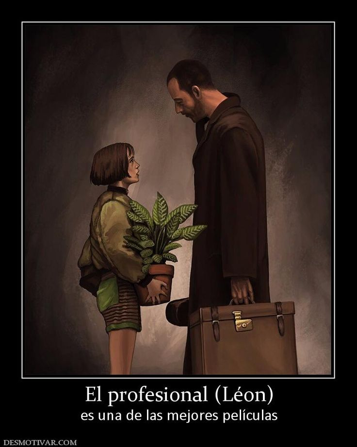 El profesional (Léon) es una de las mejores películas