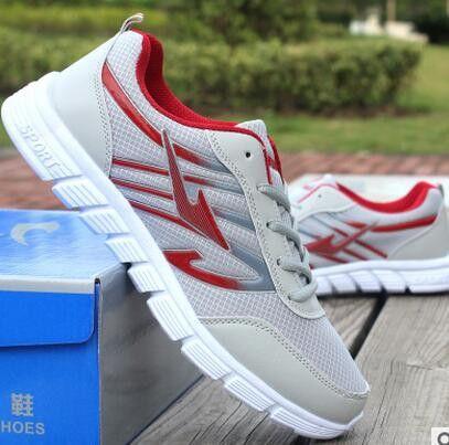 Hot Lightweight Breathable Mesh Men Women Casual Shoes Adult Tenis Men Women Jogging Shoes Zapatillas Deportivas Hombre Mujer