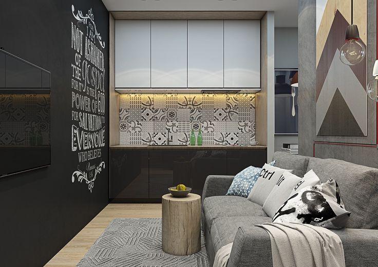 Узором гостиной вдохновляющие классной доски стены узорной цитатой особенность стены