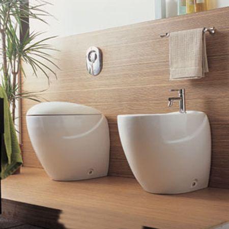 10 best images about bagno stretto e lungo on pinterest - Bagno con muretto ...