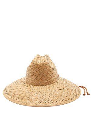 865763ddbfc78 Wide-brimmed straw hat