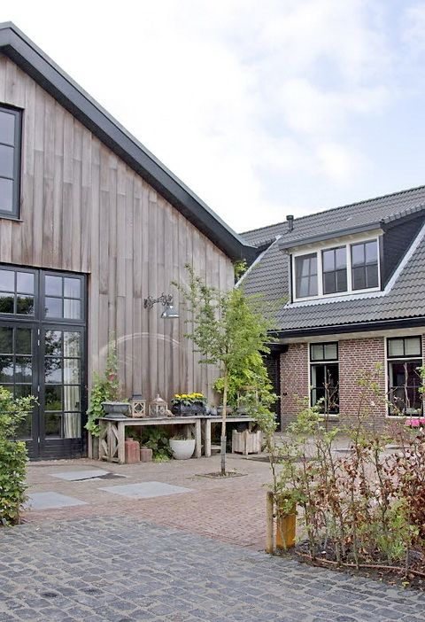 302 Best Images About Front Facade Kerb Appeal On Pinterest: Exterior Homes, Home Ideas And Wood Facade