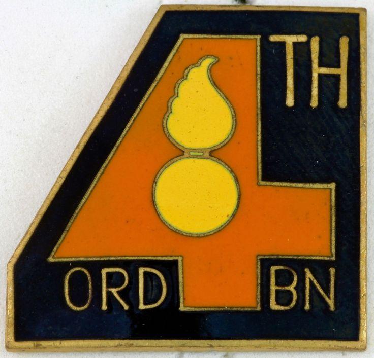 4th Ordnance Battalion