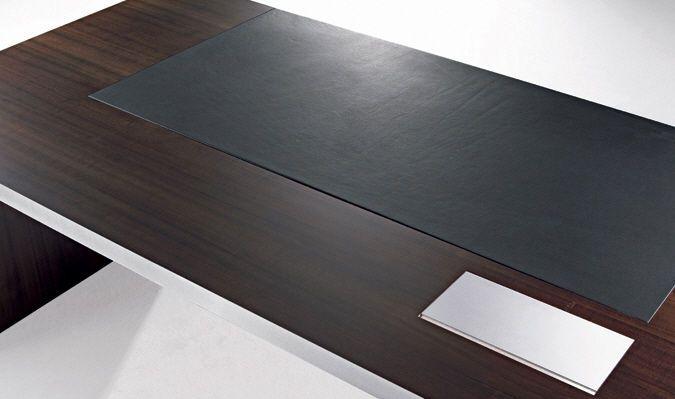 Scrivania direzionale / moderna / in legno / in pelle - .TAROS - Spiegels