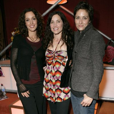 Jennifer Beals, Rachel Shelby,and Alexandra Hedison