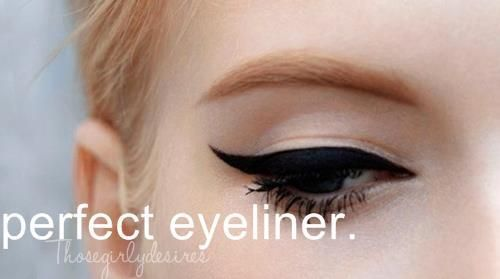 cat eye , eyeliner, girl, makeup