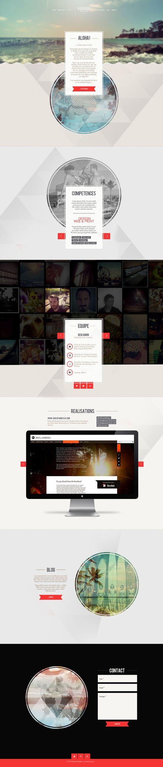 beautiful inspiration #graphicdesign #webdesign