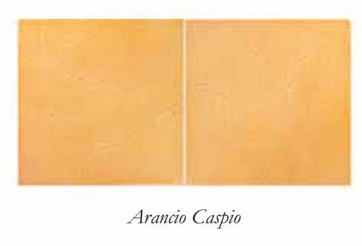 Vietri Antico | Fondali contempornei | Arancio Caspio | #vietriantico