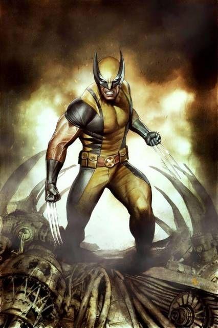 Wolverine (Character) - Comic Vine