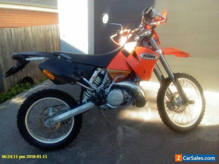 ktm 300 exc registered 2 stroke #ktm #forsale #australia