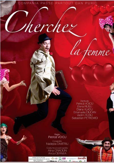 Joi, 21 Aprilie 2016, ora 19:30, Teatrul de pe Lipscani, Sala Mare, Bucuresti