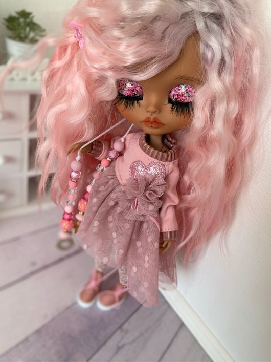 Кукла Блайз Blythe – заказать на Ярмарке Мастеров ...