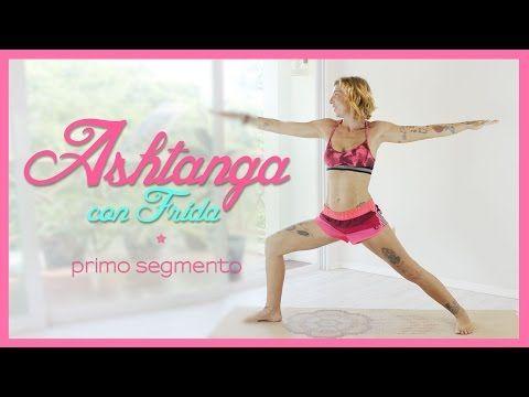 Ashtanga Yoga - Primo Segmento - YouTube