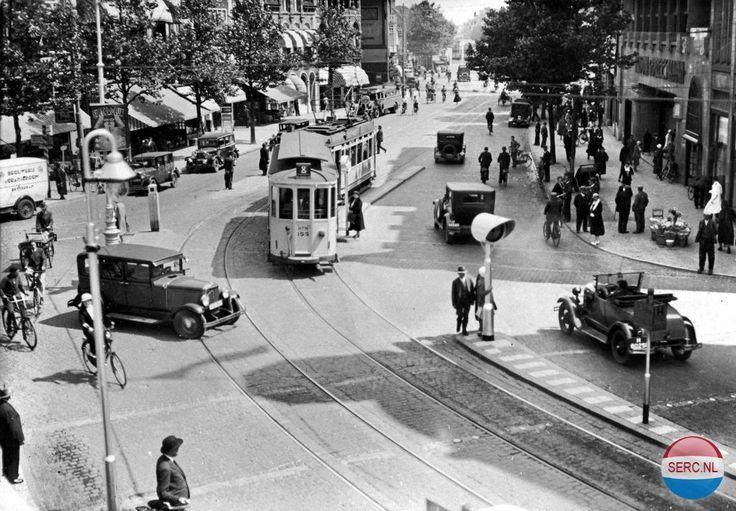 Spui Den Haag (jaartal: 1930 tot 1940) - Foto's SERC