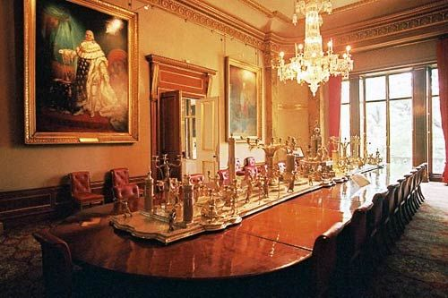The Dining Room At Apsley House And Its Priceless