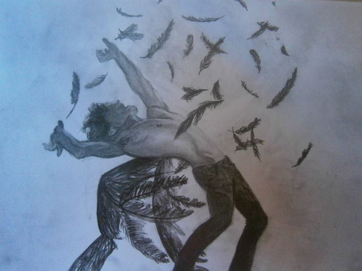 Fallen angel, hush hush