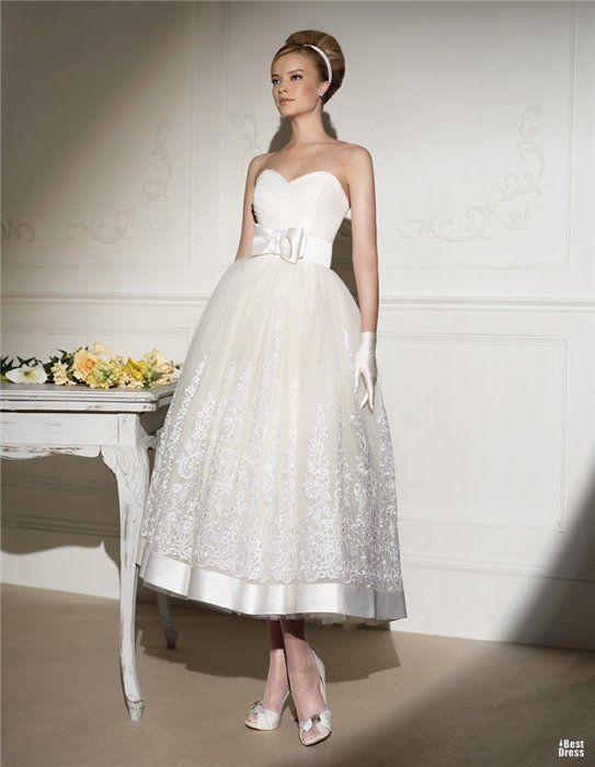 ретро стиль платьев