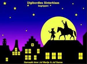 Digibordles Sinterklaas 'begrippen' - Juf Marije en Juf Sanne