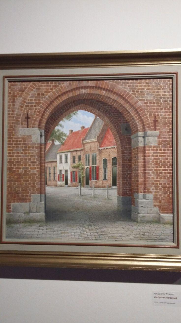 Maarten 't Hart Stadsmuseum Harderwijk