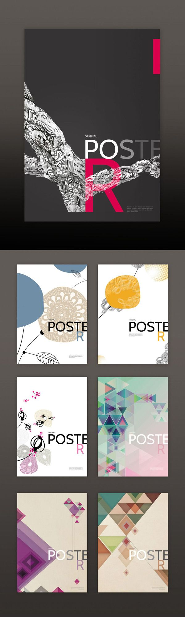 POSTER by jDstyle , via Behance