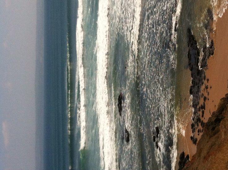 Right point Phillip Island